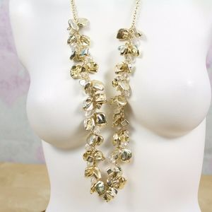 New Beaded Stone Chunky Costume Jewelry Necklace